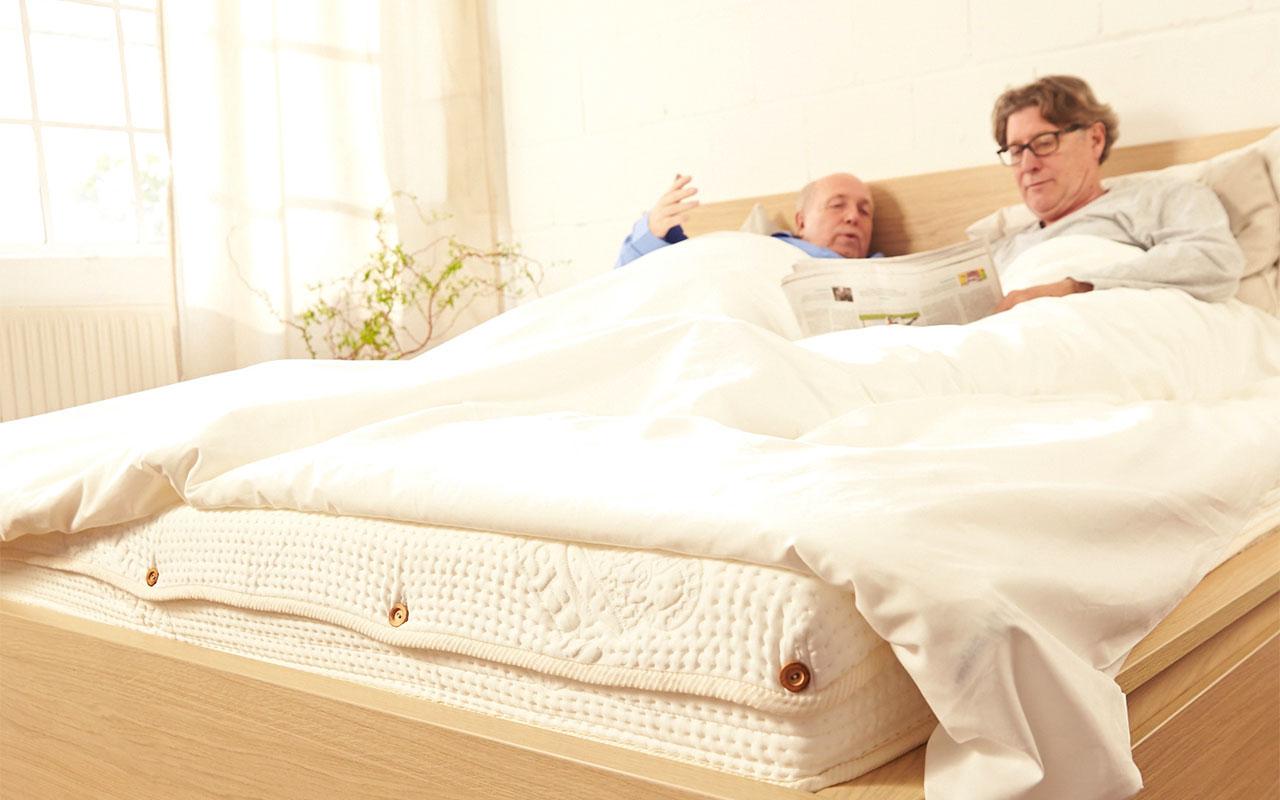 sleeep die antimonfreie matratze. Black Bedroom Furniture Sets. Home Design Ideas